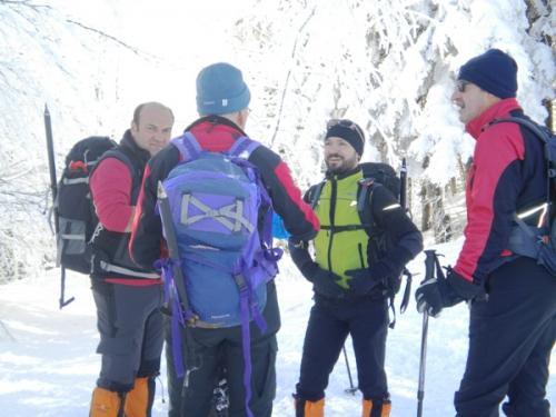 Corso di escursionismo invernale 2013