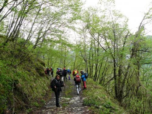 Lago di Pratignano 19/04/2015