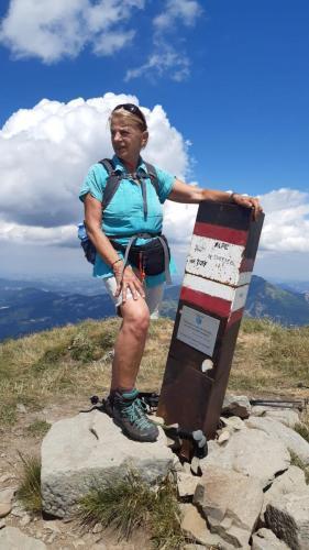 Monte Casarola luglio