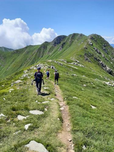 Dal m.Casarola all'Alpe di Succiso