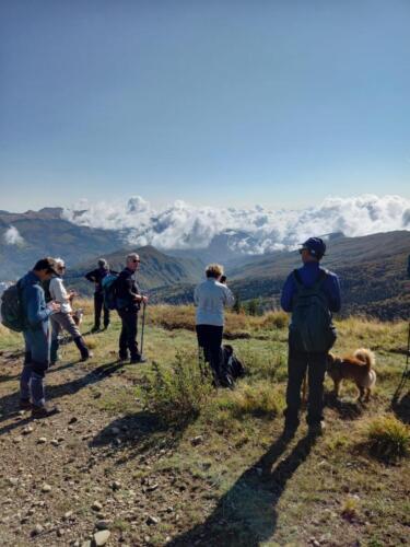 Monte Gomito-ottobre