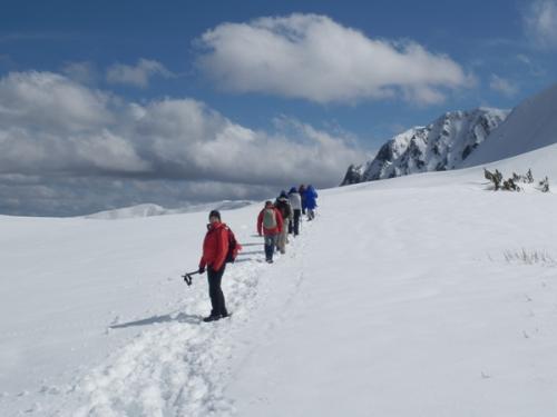 Monte Ravino 22/04/2012