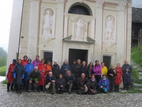 Val Vogna . frazione S.Antonio