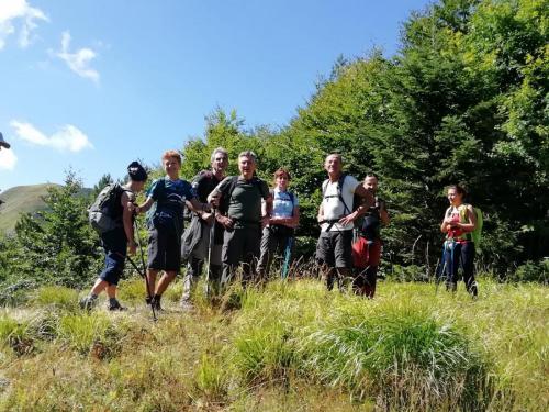 Monte Sillano agosto