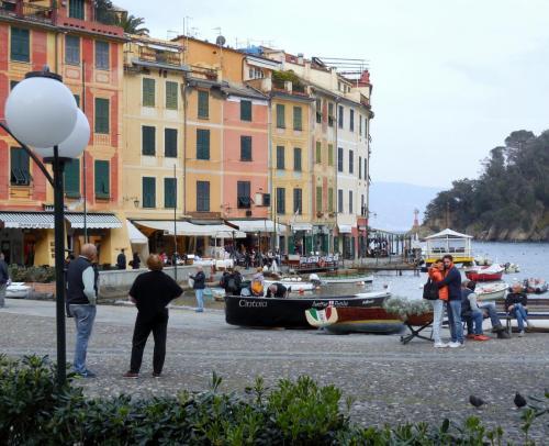 Parco Naturale di Portofino - Aprile