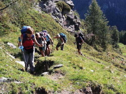 Trekking di Ferragosto 2021