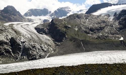 Trenino del Bernina -Tirano- Luglio
