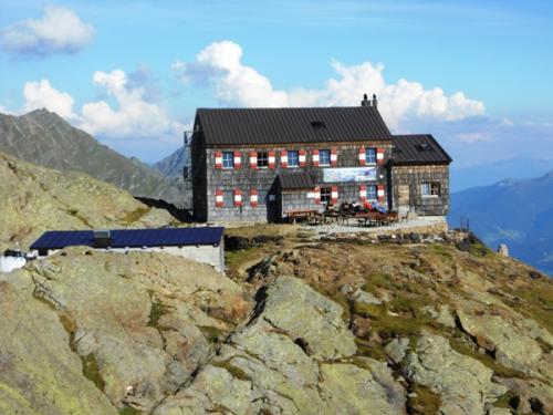 Val Ridanna Settembre 2013